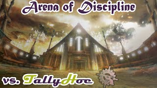 Arena of Discipline (4.9 PTS)- vs. TallyHoe (08.09.2015)