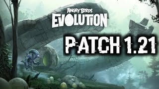 Alien Event Coming?!? - Evolution Patch Notes 1.21 | Angry Birds Evolution