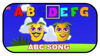 Mango Alphabet Song Nursery Rhymes Songs ABCD Song for Children