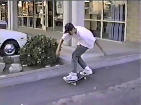Rudy Johnson - 1990 Skate Edit