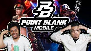 Point Blank Mobile - By One Bareng Bang Tara! (HAMPIR GILA KK! HAHAHA!)