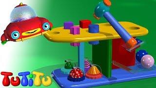 TuTiTu Hammer Bench Toy