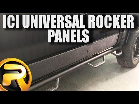 ICI Universal Rocker Panels - Fast Facts