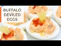Deviled Eggs Recipe | Buffalo Style