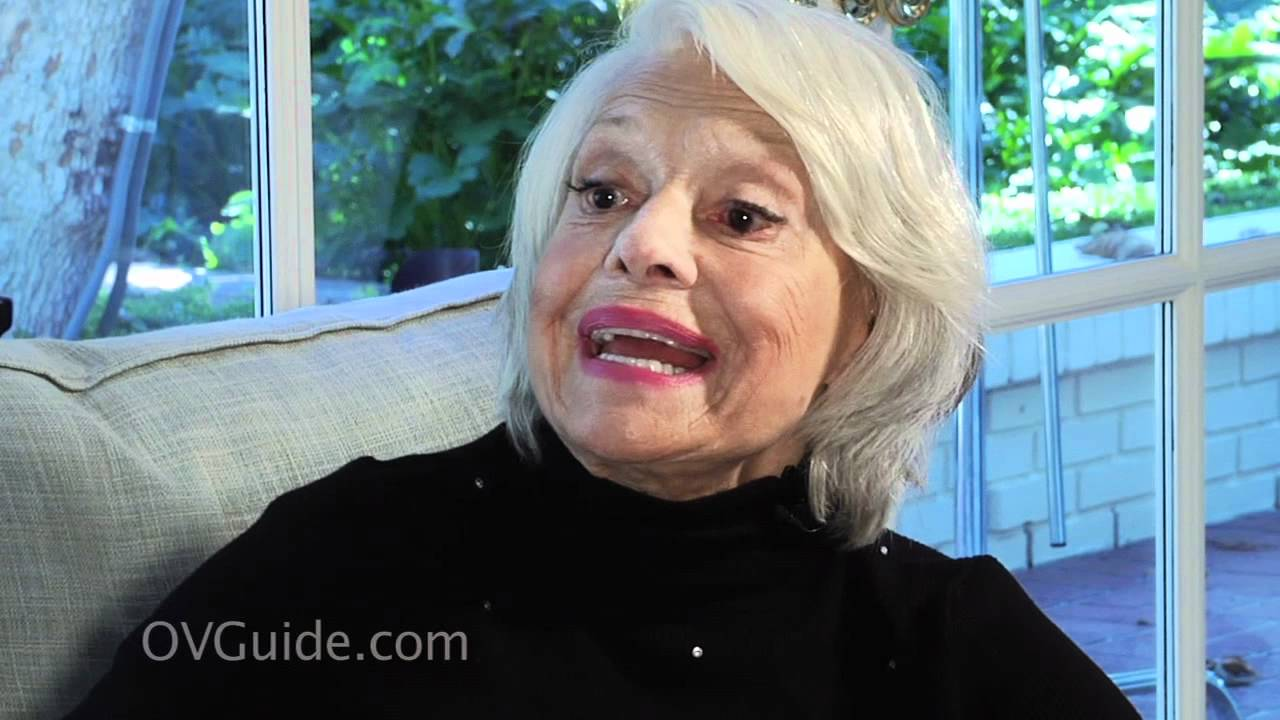 Carol Channing Interview 2011 - YouTube
