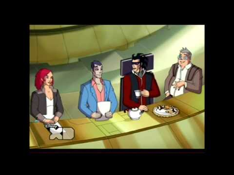 Galactik Football Saison 3 Episode 18 L'ombre De Sinedd video