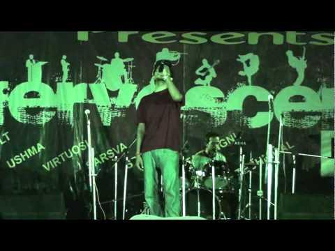Anshul Kesarwanis Hame tumse Pyaar kitna Remix at IIIT-Allahabad...