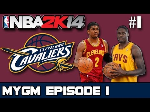 NBA 2K14 - MyGM Ep.1 | Cleveland Cavaliers | Introduction + MAJOR Trades!