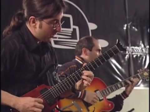 Gustavo Assis Brasil guitar solo on EBA FUBAH