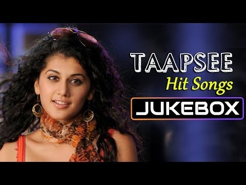 Tapsee Pannu Latest Songs Jukebox || Birthday Special || Telugu Songs video