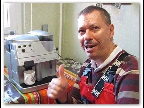 Repairing A Saeco Coffee Maker