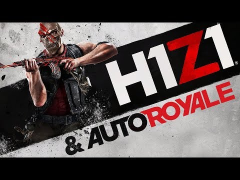 H1Z1 King of the Kill & Auto Royale | Best Solo, Duo & Squad Live Stream Gameplay