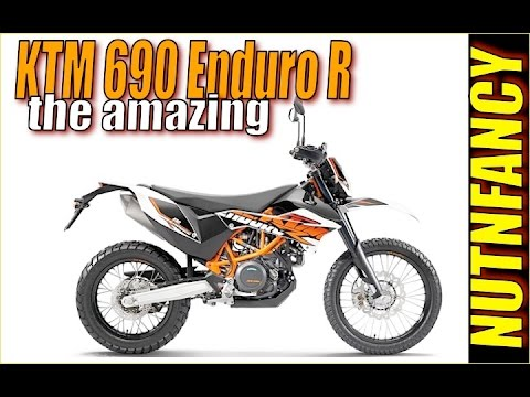 The Do-It-All KTM 690 Enduro [Full Review]