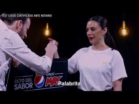 #RetoDelSaborPepsiMAX de Miren Ibarguren