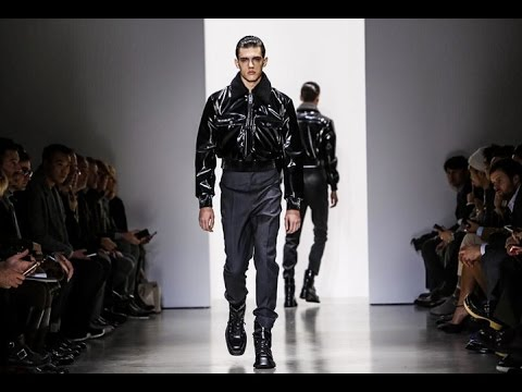 Calvin Klein Fashion Show 2015 Men Calvin Klein Fall Winter