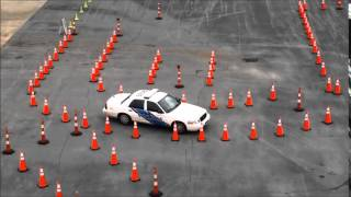 Precision Driving Course Training