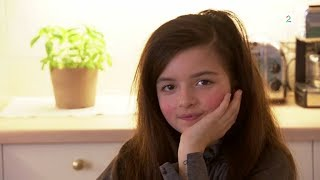Angelina Jordan - Fly Me To The Moon - Norway - 2014