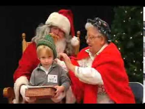 The 3rd Annual Santa Day at Southwest Early Childhood Center