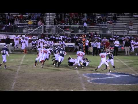 Wharton vs Bloomingdale 2011 - GAME HIGHLIGHTS