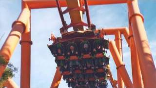 Tatsu (Off-Ride) Six Flags Magic Mountain