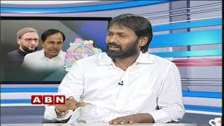 Discussion | MIM Chief Asaduddin Owaisi meets KCR ahead of election results | Part 1