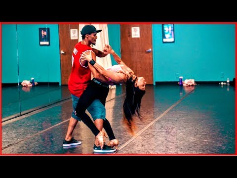 J. Balvin, Willy William - Mi Gente - Lambada Dance by Leo Bruno & Romina Hidalgo in Atlanta