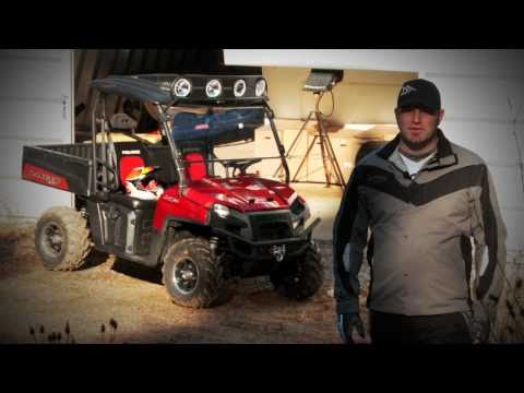 2010 Polaris Ranger 800 XP Test Ride