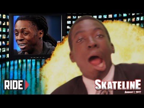 SKATELINE - Lil Wayne, Jereme Rogers, Dennis Busenitz, and More!