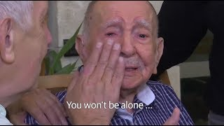 102 Year Old Holocaust Survivor Meets the Nephew he Never Knew he Had