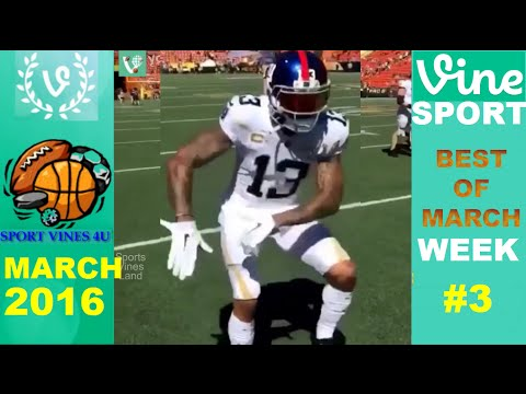 Best Sports Vines 2016 - MARCH Week 3 | w/ Title \u0026 Song's names