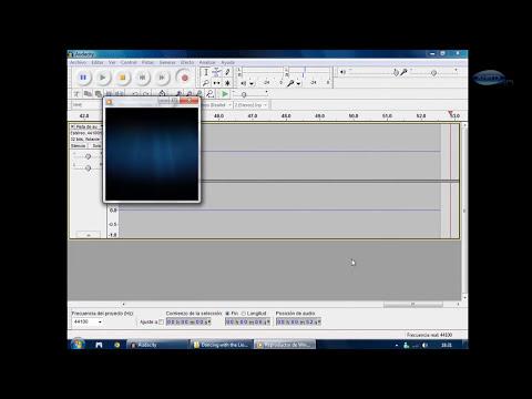 Grabar audio de nuestra PC con Audacity