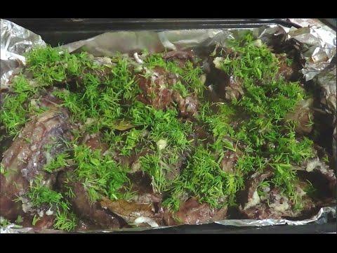 Как приготовить зайца в духовке - видео