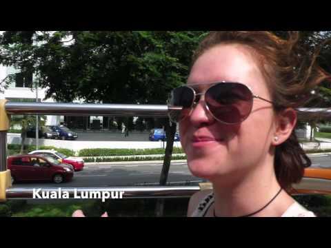 Dan & Jacqui's Travel Adventure part 4 (Malaysia & Singapore)