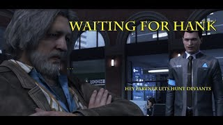 Chapter 11: Waiting for Hank