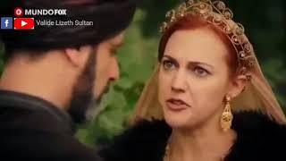 La Sultana Hürrem pone en evidencia a Firuze ante el Sultán Suleiman
