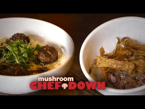 Porcini + Beef Cook-Off at The Federal - ...