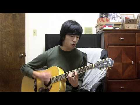 Song #339: Red Hot Chili Peppers - Parallel Universe Acoustic Cover [PROJECT365]