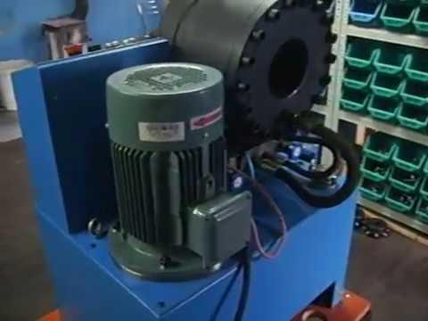 Zakuwanie węży hydraulicznych częstochowa