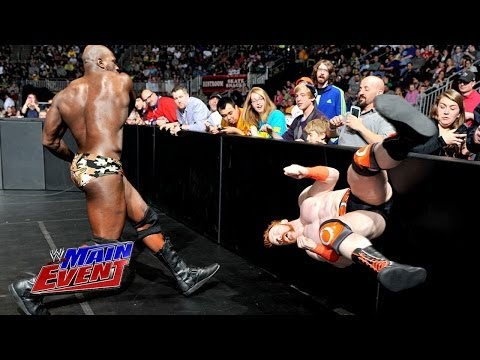 Sheamus Vs. Titus O'neil: Wwe Main Event, April 22, 2014 video