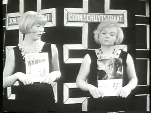 """Cabaret Lurelei. """"Colporteren"""", 1964."""