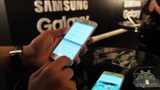 Samsung Galaxy S6 and S6 edge hands-on