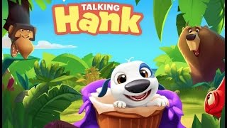 My Talking Hank - iPad app demo for kids - Ellie