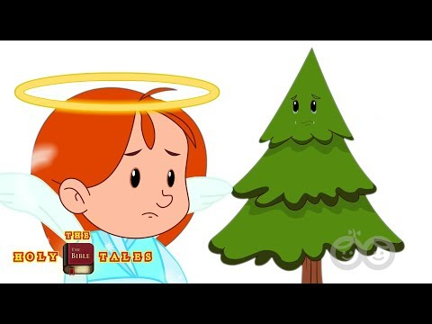 How The Fir Tree Became The Christmas Tree I Animated Bible Song For Children | HolyTales Bible Song