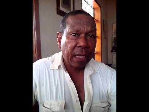 Martin Ternera Copete líder de los cultivadores de la parte nororiental de las Sierra Nevada