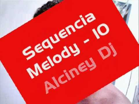 Funk da Antiga - Sequencia Funk Melody - 10 Alciney Dj Music Videos