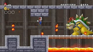 Super Mario Bros HD Remake