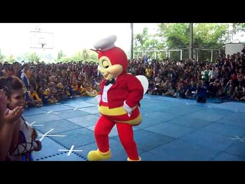 Gangnam Style Of Jollibee At Ncst Cavite,philippines 2012 video