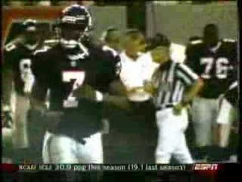 Michael Vick Top 10 ESPN Video