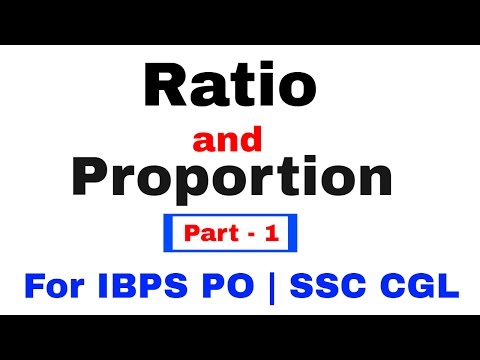 Ratio and Proportion Tricks for Bank Exams & SSC [In Hindi] Part 1 thumbnail