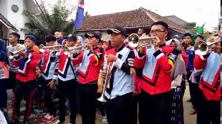 Atraksi Drumband Swara Prima Karadenan Atraksi Di Samenan Mi Cirenged